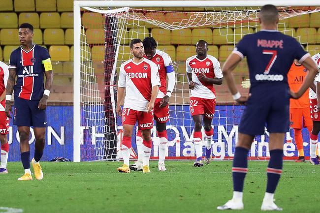 法甲-姆巴佩两球 巴黎2-0领先遭摩纳哥3-2逆转