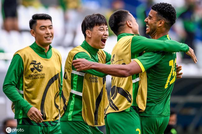国安时隔5年再次斩落韩国球队 终于拿下首尔这劲敌