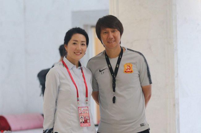 前女足国脚浦玮投身校园足球:是教练更是知心姐姐