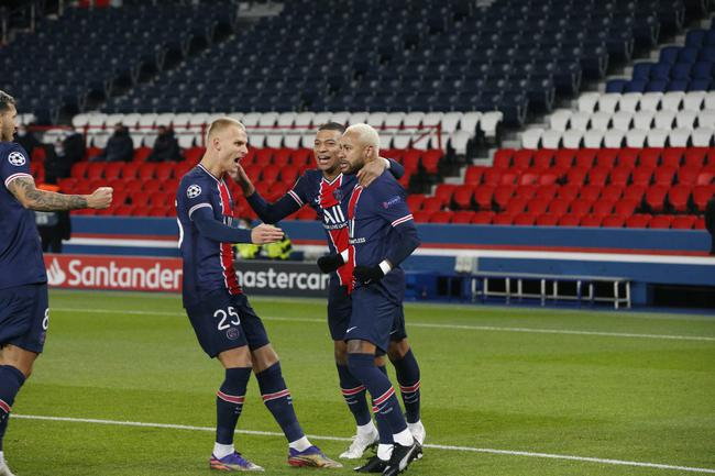 欧冠-迪马利亚造点内马尔罚进 巴黎胜莱比锡升第2