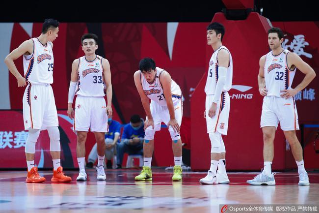 上海球员陈述|刘铮:小前锋里的最强进攻篮板手