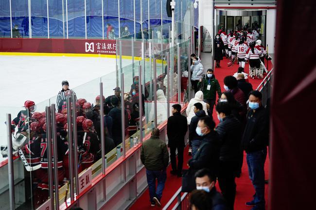 严峻赛风赛纪 我国冰球协会开出2020年第一份罚单