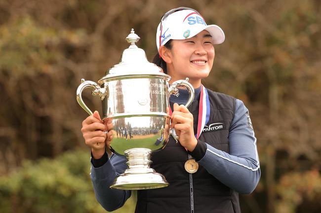 金阿林赢得美国女子公开赛