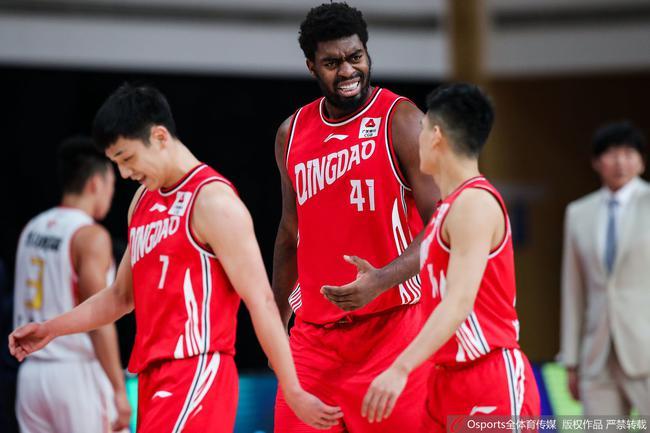 11人场均得分5+!青岛团队篮球只要广东能比美