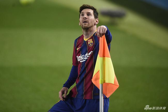 让梅西安静地踢球吧!