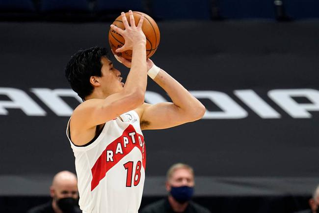 新赛季俩日本球员打NBA