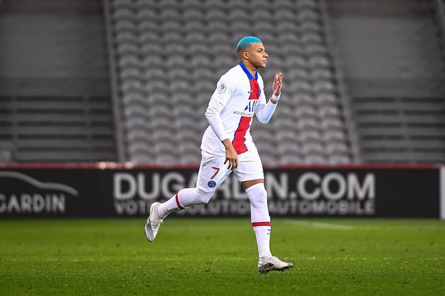 法甲-迪马利亚造险 巴黎三将伤退0-0里尔退至第三