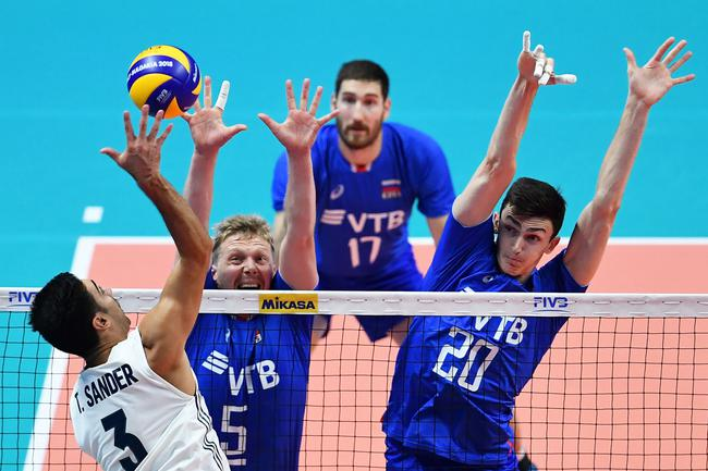 俄罗斯能否举行男排世锦赛待定 判罚并非铁板一块