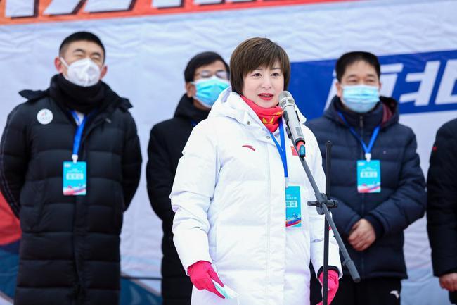 解放式滑雪世界冠军郭丹丹