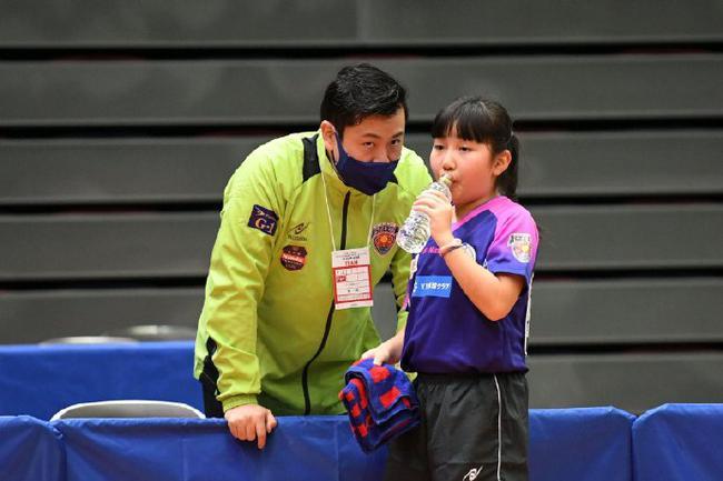 日本乒坛再添一位张本选手 母亲曾是福原爱教练