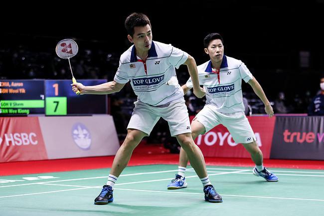 吴蔚昇/陈蔚强时隔四年晋级男双决赛 可获一笔可观的奖金收入