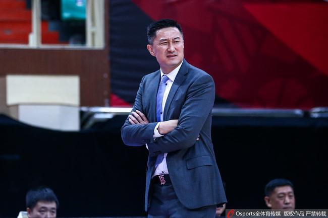 杜锋:天津年青队员特别有拼劲 需求我们学习