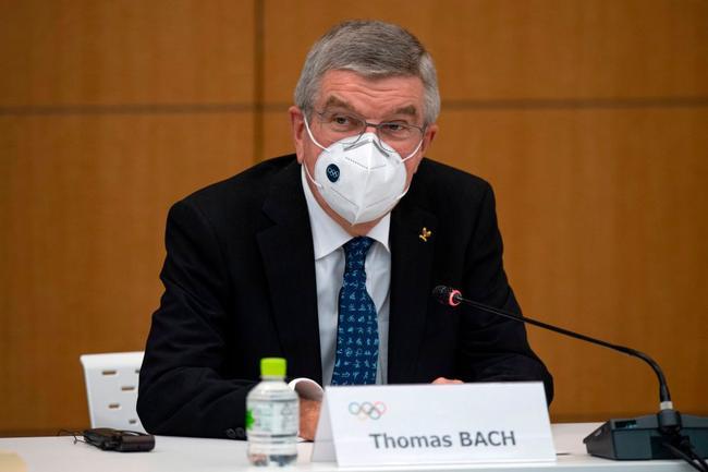 巴赫:不要再猜想诽谤奥运会撤销 这会损害运动员