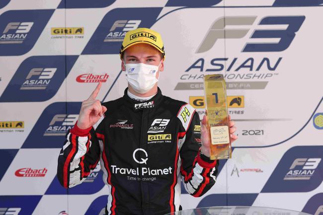 亚洲F3锦标赛第4站:皮耶路易·乔伟扩大领先优势