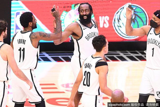 NBA最新实力榜:篮网超湖人升至第二 猛龙飙升