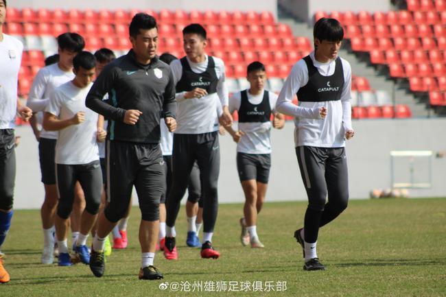 沧州有机会再引进1-2名优秀U23 尚有外援引进名额
