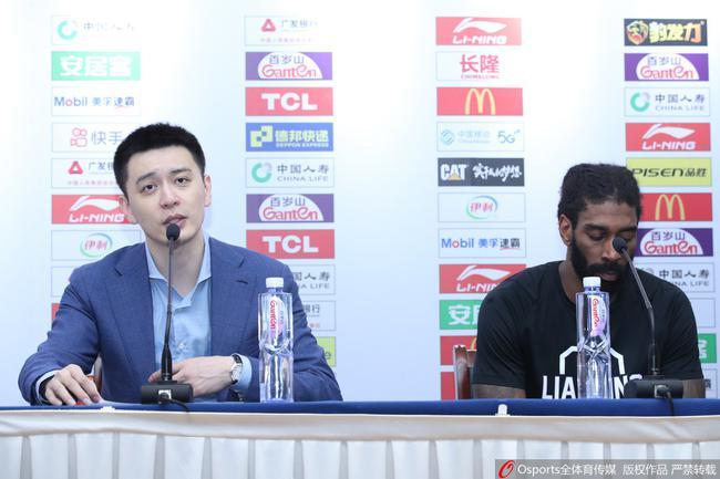 杨鸣:现在胜负不太重要 重点是全员出战季后赛