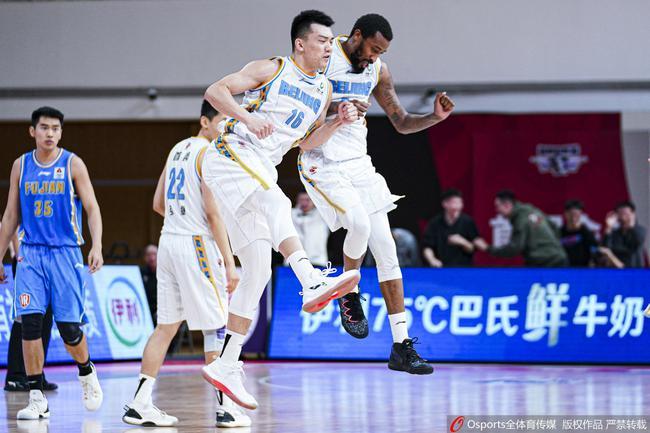6名球员创赛季新高 北京角色球员超额完成任务