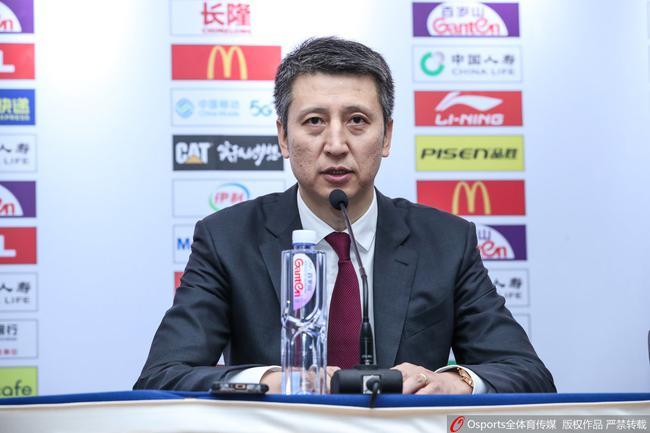 郭士强:广州是平凡球队 但要打出不平凡的篮球