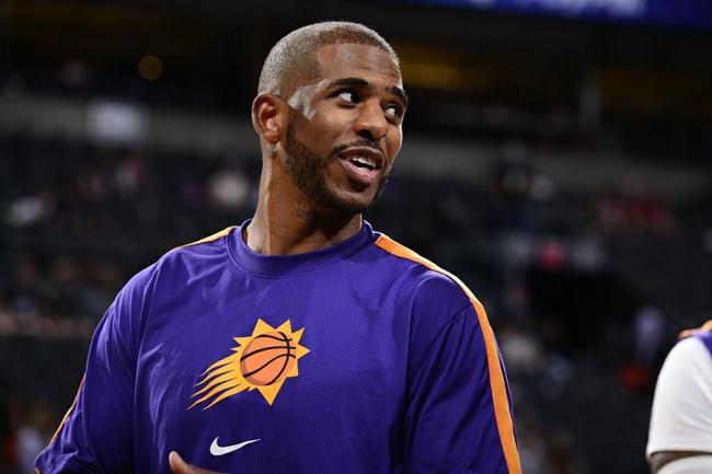 圣保罗助攻数超魔术师 升至NBA历史第5