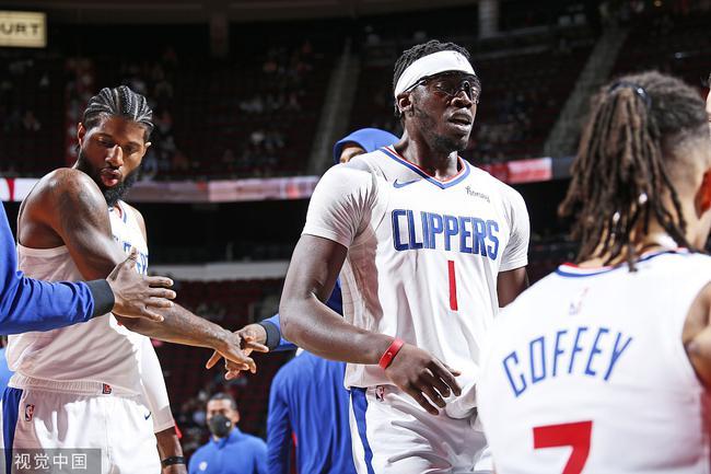 NBA最新实力榜:快船升至第1 篮网第2湖人第12