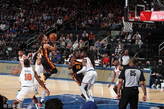 32+10+7!NBA历史第二人!除了詹姆斯就是他了