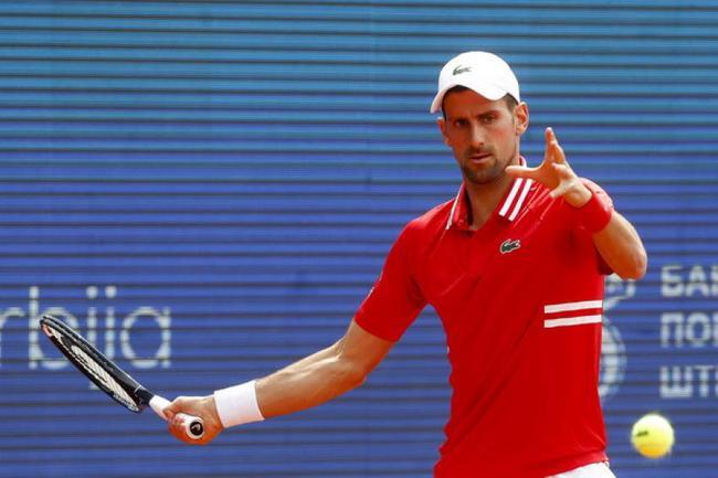怒吼砸拍成标配?德约决胜盘送蛋第119次进ATP决赛