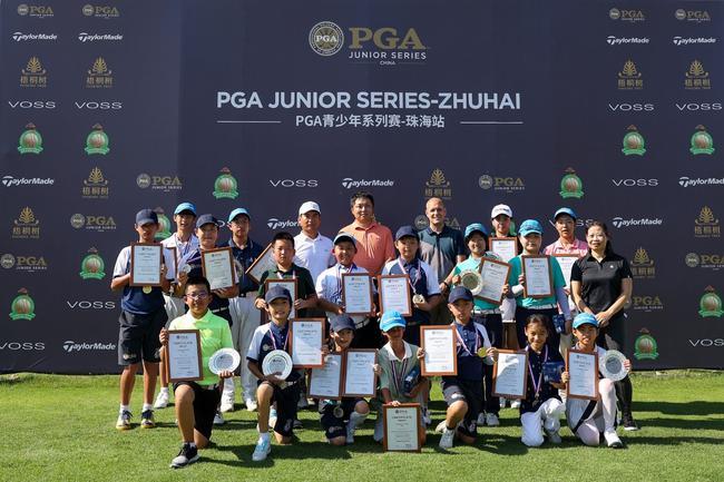 PGA青少年赛获JGTA认证 球员有机会得AJGA积星奖励