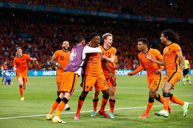 罕见!欧洲杯首次全场5球均在下半时 两半场进球悬殊