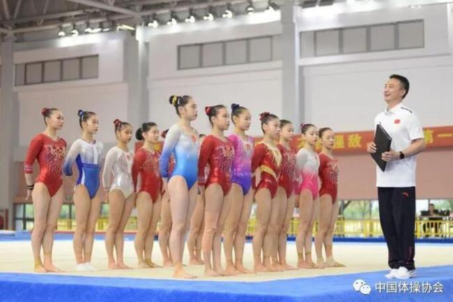 体操女队奥运二选赛:章瑾全能第一 两将单项连冠