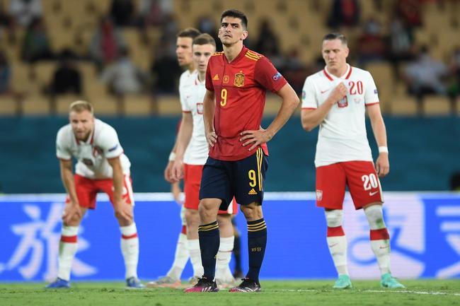 运气太差!西班牙6次失点创纪录 本届9点球只进4个
