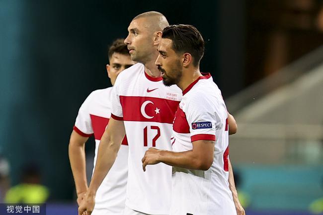 失望!土耳其3连败垫底出局 欧洲杯第二支被淘汰球队