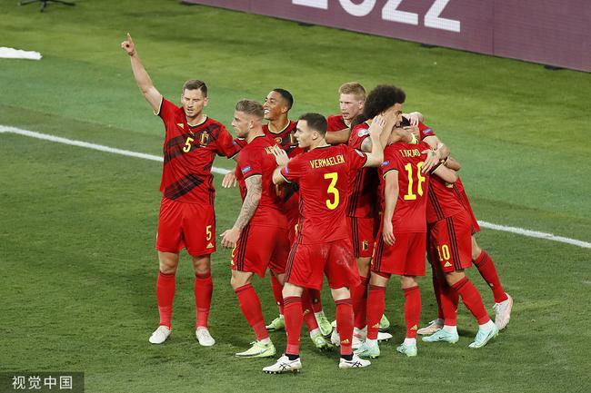 【博狗体育】力斩卫冕冠军!比利时昂首晋级 1/4决赛将战意大利