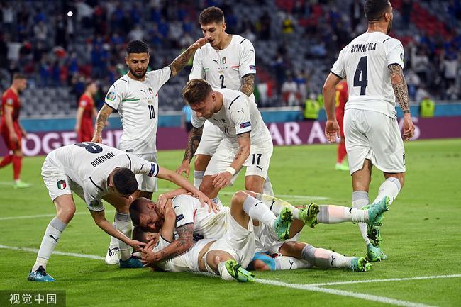 豪门对决!欧洲杯首场半决赛对阵出炉:意大利VS西班牙