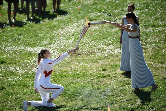【博狗体育】希腊公布东京奥运会旗手 采火仪式首棒再获殊荣