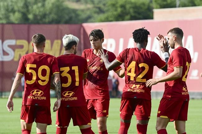 热身-哲科重获队长袖标 佩雷斯挑射 罗马2-0连胜