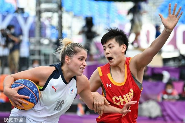 休息时间太短!中国三人女篮首败有些无可奈何