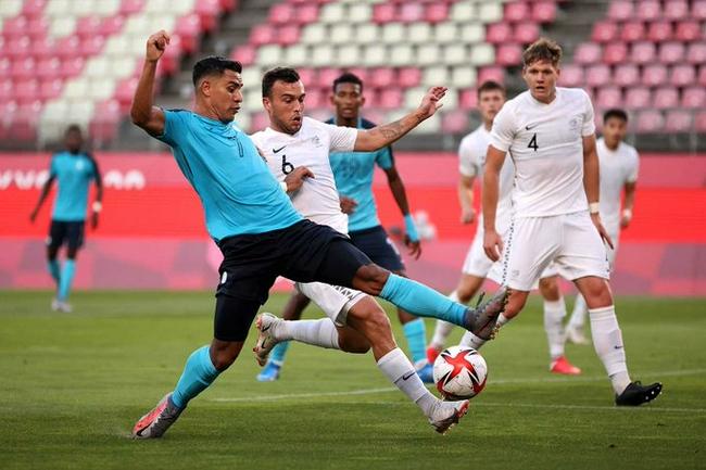 奥运男足-瑞瓦斯绝杀 洪都拉斯3-2逆转新西兰