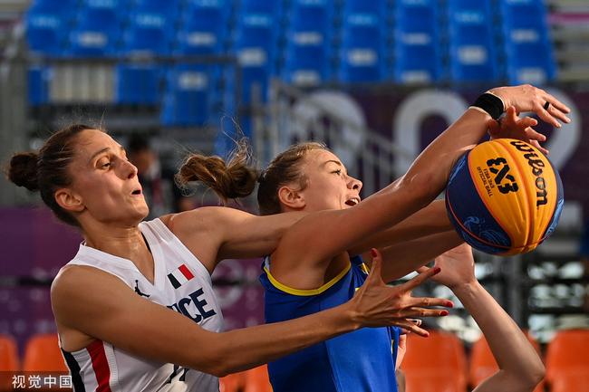 罗马尼亚失利惨遭淘汰 大将11分法国女篮过关