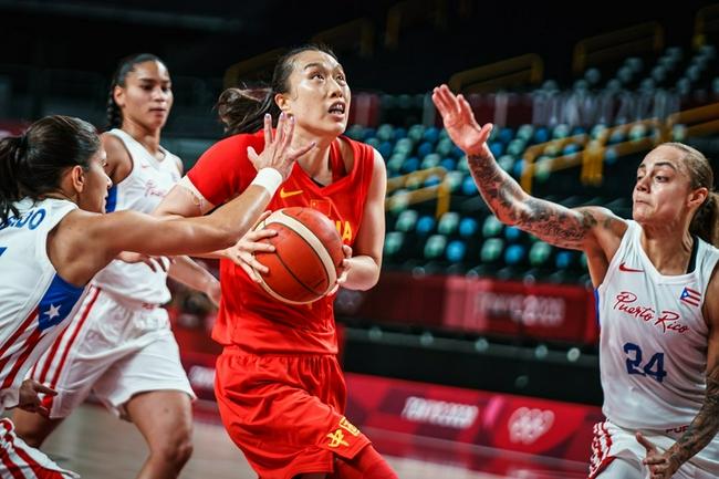 中国女篮下个目标复仇澳大利亚