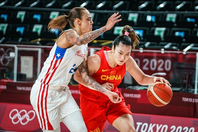 """12人出场10人得分 中国女篮实现""""以赛代练"""""""