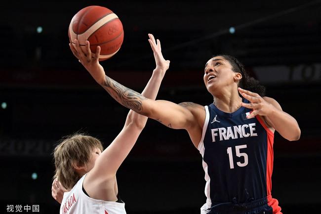 日本女篮苦战过关 法国最后2分钟连续投失