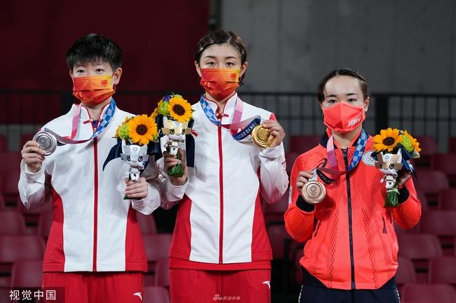 日本金牌榜比肩中国又如何 国人已不再唯金牌论了