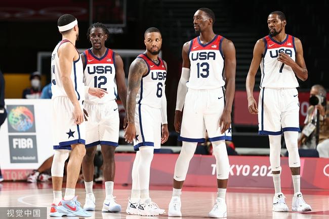 美国男篮总经理谈内线无人:我们的选择很有限
