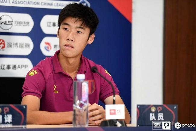 吴贵超:进球让我更自信 努力帮球队赢更多比赛