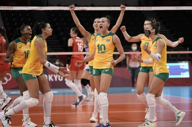 巴西女排南美锦标赛14人名单 加比娜塔莉亚领衔