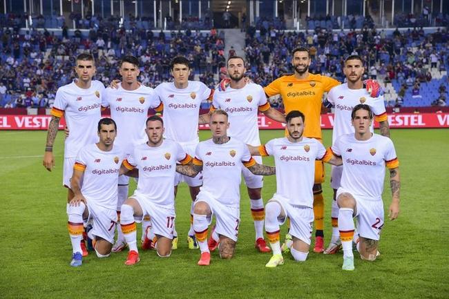 欧协杯-佩莱格里尼+肖穆罗多夫进球 罗马2-1客胜