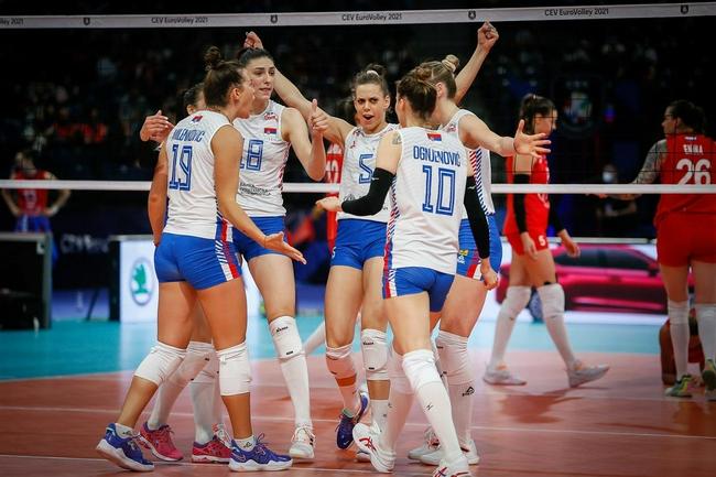 欧锦赛法国获第二胜 塞尔维亚3-2俄罗斯夺A组头名