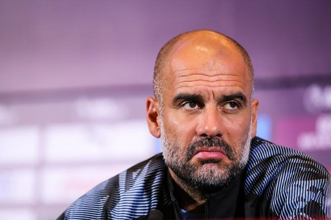 瓜帅谈没签C罗:曼城上赛季很出色 足够继续前行