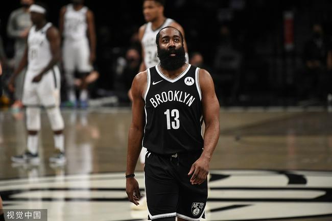 哈登警告NBA全联盟!健康的他将会是恐怖时间
